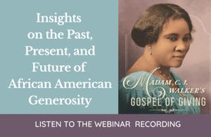 African American Generosity Webinar Recording