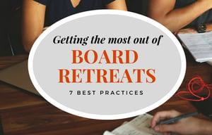 Board Retreat Best Practices