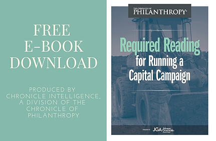 Required Reading for a Capital Campaign Ebook Download