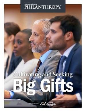 COP Seeking Big Gifts Cover February 2019