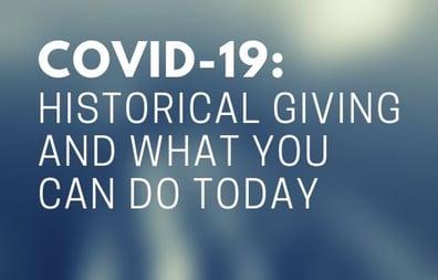 COVID 19 Historical Data