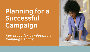 Campaign Planning Blog
