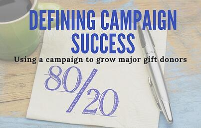 Defining Campaign Success