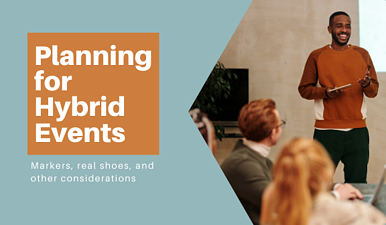 Planning for Hybrid Events