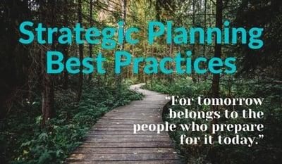 Strategic Planning Blog