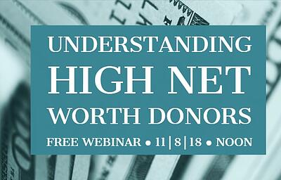 Understanding High Net Worth Donors 2018-1