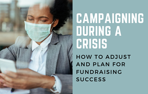 campaigning during a crisis