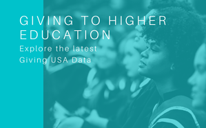 giving to higher education GUSA 2020